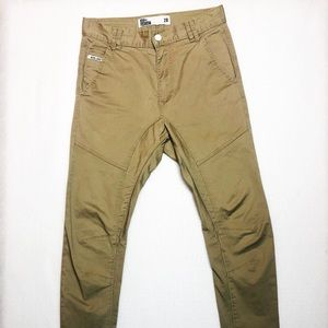 Nena and Pasadena NXP Mens Beige Pant fit size 28